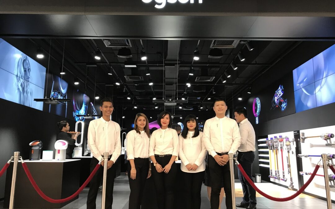 Largest Dyson Demo in Southeast Asia