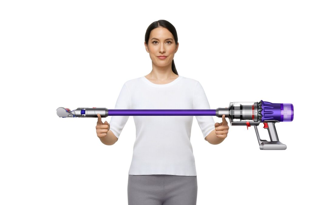 Dyson introduces a smaller, lighter cord-free vacuum engineered for Asian homes.