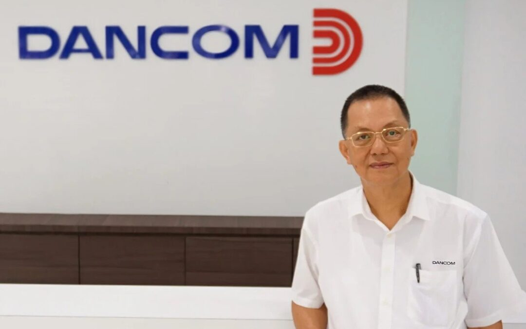 Dancom's success story delivers lasting happiness to employees and clients.